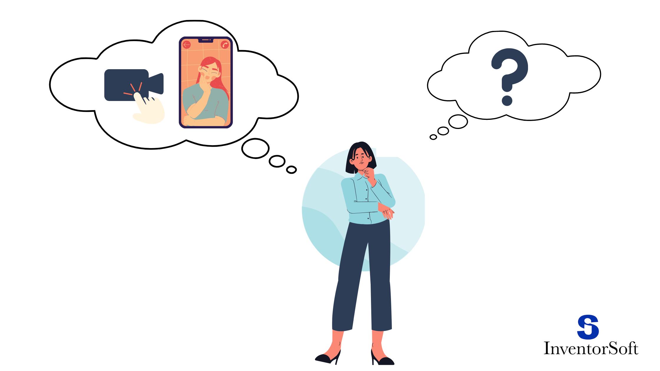 coronavirus impact on business: importance of video calls